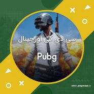 سی دی کی اورجینال Playerunknown's Battlegrounds pubg